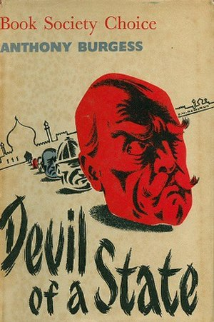 Devil of a State - First edition cover