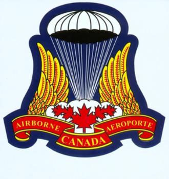 Operation Deliverance - Image: Canadian Airborne Regiment