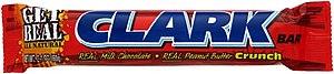 Clark Bar - Image: Candy Clark Bar Wrapper Small