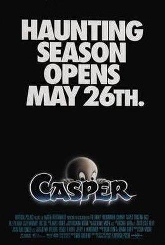 Casper (film) - Theatrical release poster