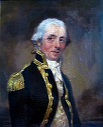 HMS Dryad (1795) - Captain Charles Mansfield, Commanding Officer of HMS Dryad from December 1798 to June 1802