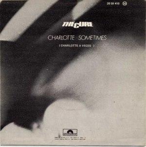 Charlotte Sometimes (song) - Image: Charlottesometimes spaincov