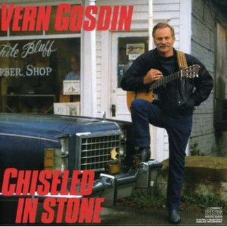 Chiseled in Stone (album) - Image: Chiseledin Stone