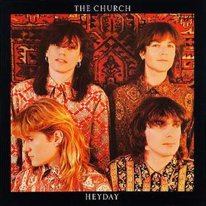 Heyday (The Church album) - Image: Churchheyday