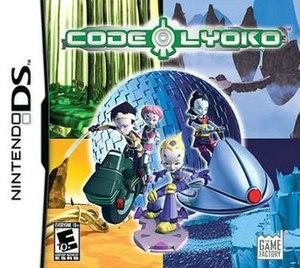 Code Lyoko (video game) - Image: Code Lyoko game