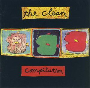 Compilation (The Clean album) - Image: Compthclean