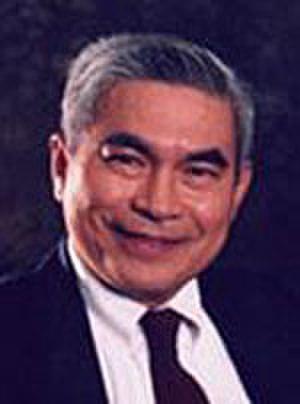 Conrad Santos - Conrad Santos, First Filipino Canadian elected in Canada
