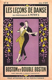 Cross-step waltz