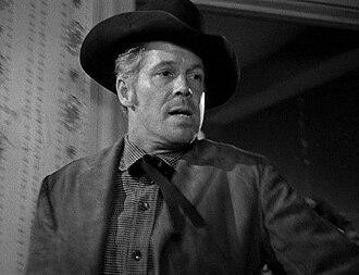 "Dan Duryea - Dan Duryea appearing as ""Waco Johnny"" Dean in Winchester '73"