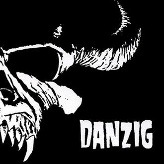 Danzig (album) - Image: Danzig cover