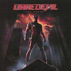 Daredevil: The Album - Image: Daredevil