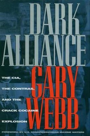 Dark Alliance - Cover of the 1998 first edition