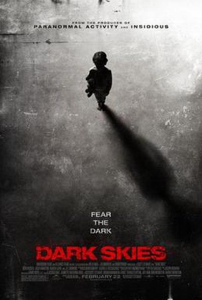 Picture of a movie: Dark Skies