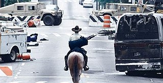 Days Gone Bye (<i>The Walking Dead</i>) 1st episode of the first season of The Walking Dead