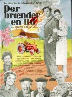 <i>Der Brænder en Ild</i> 1962 film