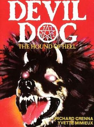 Devil Dog: The Hound of Hell - Image: Devil Dog The Hound of Hell Film Poster