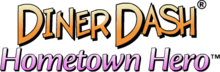 Diner Dash: Hometown Hero logo