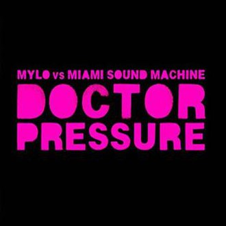 Doctor Pressure - Image: Doctor Pressure cover
