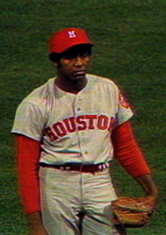 Don Wilson (baseball) - Wilson with the Houston Astros during the 1971 MLB All-Star Game