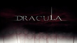 Dracula (2013 TV series) - Image: Dracula tv series titlecard