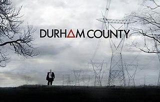 <i>Durham County</i> (TV series)