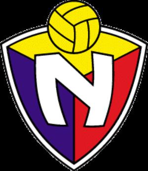 C.D. El Nacional - Image: El nacional quito
