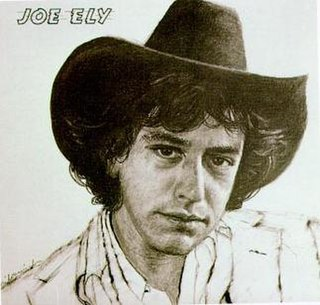 <i>Joe Ely</i> (album) 1977 studio album by Joe Ely