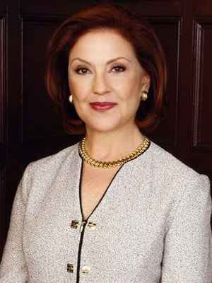 Emily Gilmore - Image: Emily Gilmore, portrayed by actress Kelly Bishop