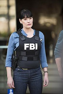 Emily Prentiss Character in American television series Criminal Minds