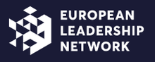 Image result for european leadership network logo