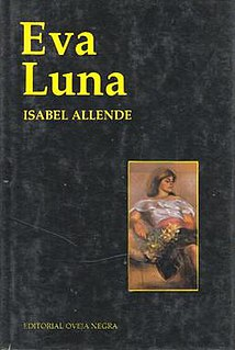 <i>Eva Luna</i> book