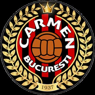 FC Carmen București - Image: FC Carmen Bucuresti