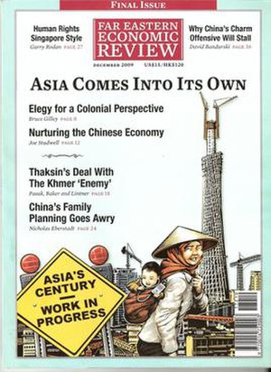 Far Eastern Economic Review - Far Eastern Economic Review, Final Issue, December 2009
