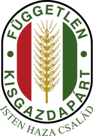 Independent Smallholders, Agrarian Workers and Civic Party - Image: FKGP logo