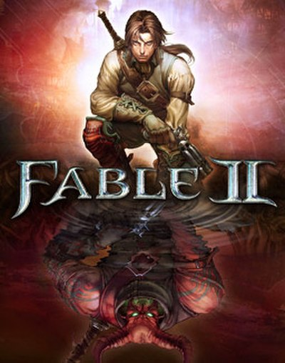 Picture of a game: Fable II