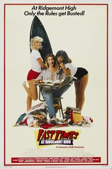 aeea2842742 Fast Times at Ridgemont High - Wikipedia