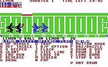 Computer Football Strategy Games