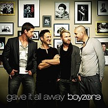 Boyzone — Gave It All Away (studio acapella)