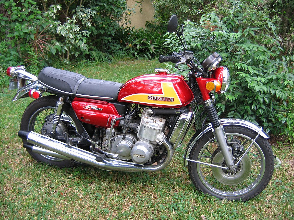 Suzuki GT series - Wikipedia