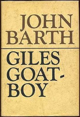 Giles Goat-Boy - First edition