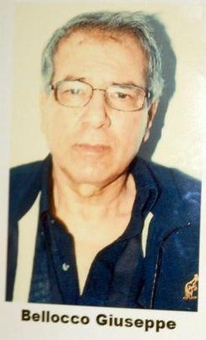 Giuseppe Bellocco - Mugshot of 'Ndrangheta boss Giuseppe Bellocco
