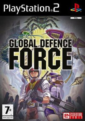 Global Defence Force - Global Defence Force