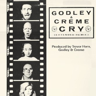 Cry (Godley & Creme song) - Image: Godley & Creme Cry