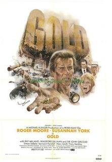 <i>Gold</i> (1974 film) 1974 film by Peter R. Hunt