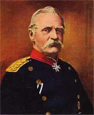 Albrecht von Roon - Albrecht von Roon