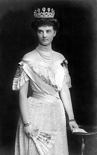 Princess Alexandra of Hanover (1882–1963) - Image: Grand Duchess Alexandra