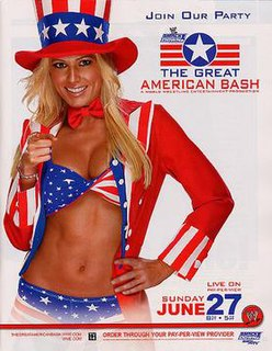 The Great American Bash (2004) 2004 World Wrestling Entertainment pay-per-view event