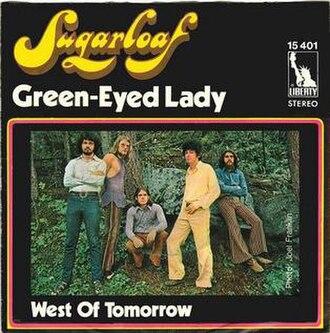 Green-Eyed Lady - Image: Green Eyed Lady Sugarloaf