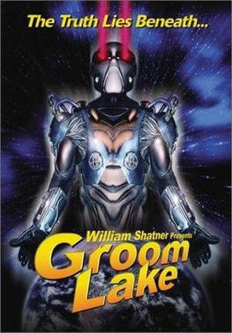 Groom Lake (film) - DVD cover