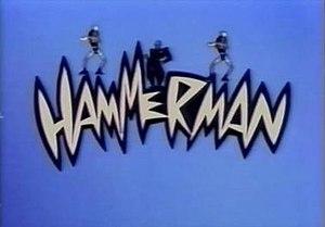 Hammerman - Title card